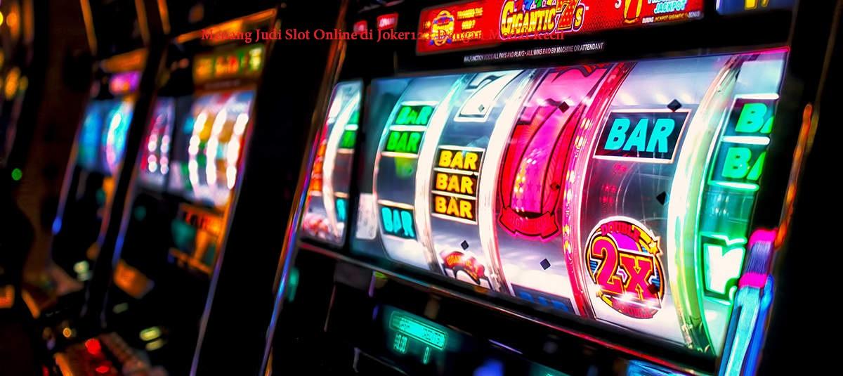 Menang Judi Slot Online di Joker123 Dengan Modal Kecil